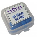 VIAGGI Soft Silicone Ear Plugs Pack of 1