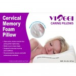 VIAGGI Cervical Memory Foam Sleeping Pillow