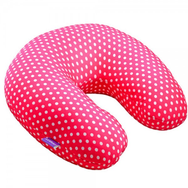 VIAGGI U Shape Travel Neck Pillow (Mini Dot)