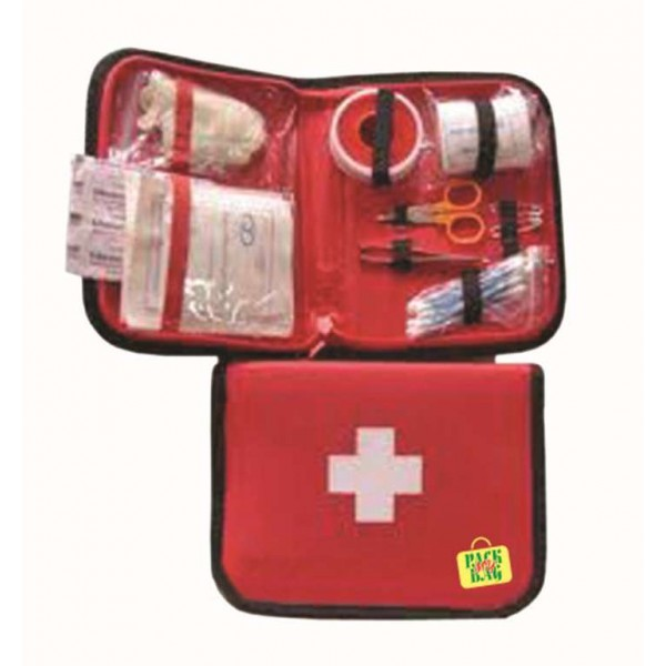 Travel First Aid Kit Organizer