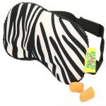 Microbeads eye mask with ear plugs