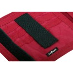 VIAGGI Travel Secret Sliding Wallet - Red
