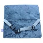 VIAGGI Lumbar Support Memory Foam Pillow with Cooling Gel