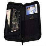 VIAGGI Document Organizer - Black