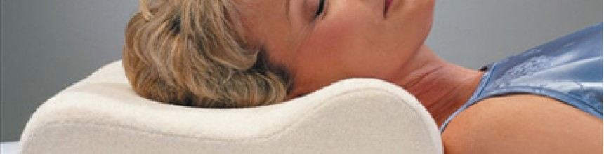 Sleep better tonight with memory foam pillow!