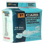 P Care  Under pad for pets or kids