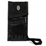 VIAGGI Travel Neck Pouch - Black